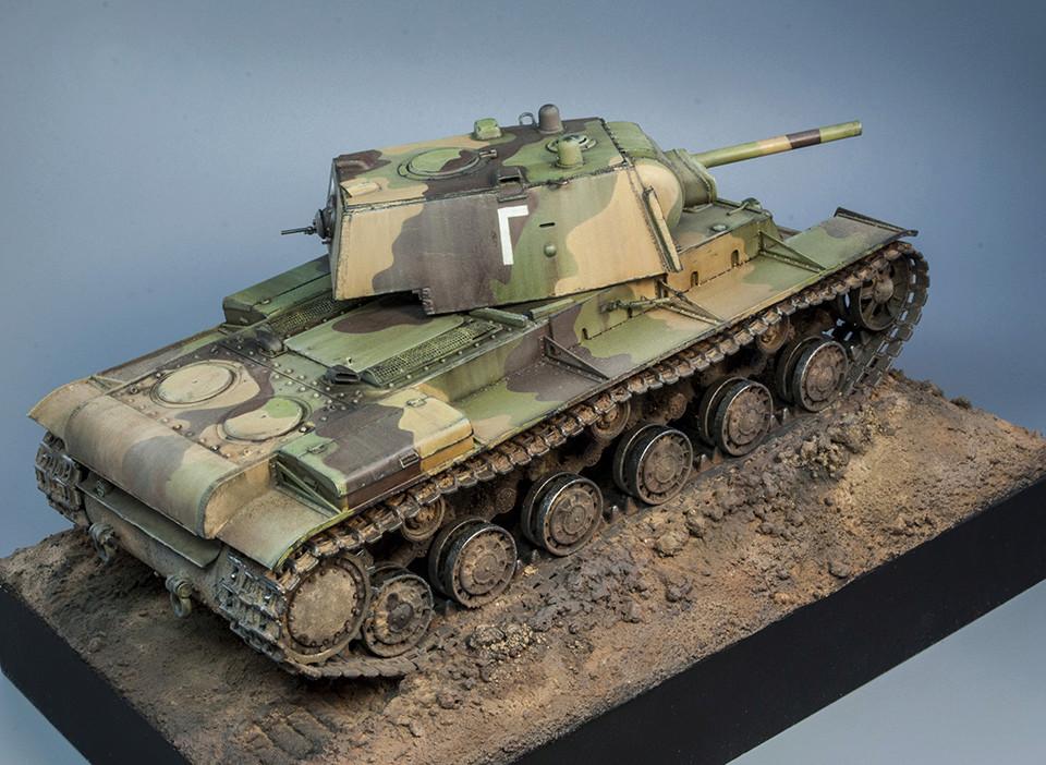 КВ-1 Ленинградский фронт 1942г - Страница 3 1210