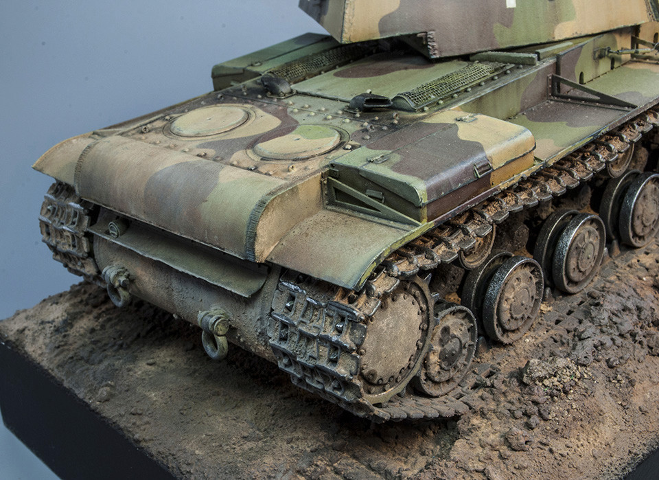 КВ-1 Ленинградский фронт 1942г - Страница 3 1310