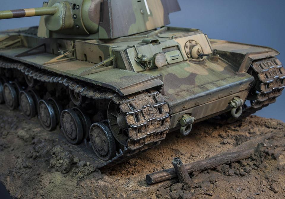 КВ-1 Ленинградский фронт 1942г - Страница 3 1410