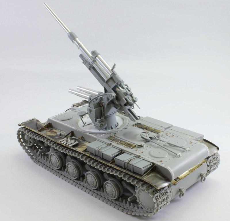 Flackpanzer 20mm T-34 14445110