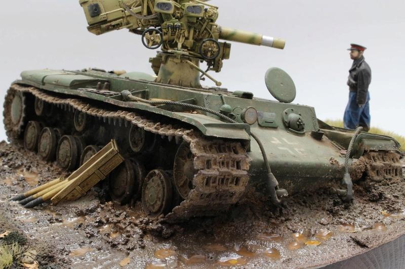 Flackpanzer 20mm T-34 14480610