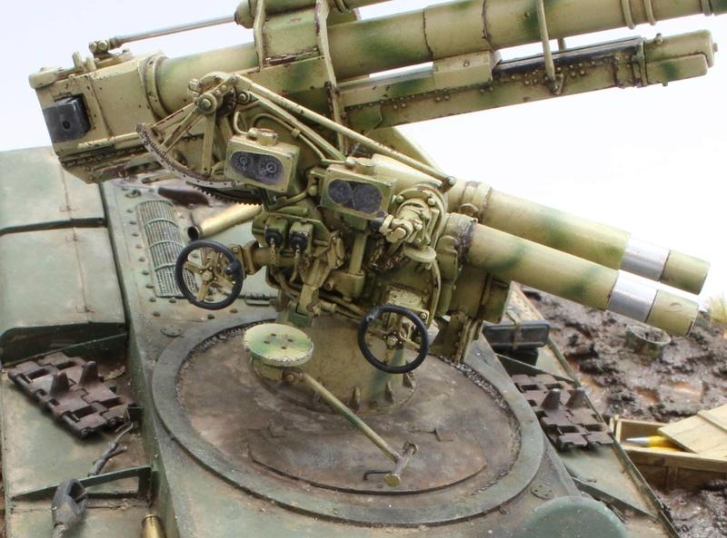 Flackpanzer 20mm T-34 14500710