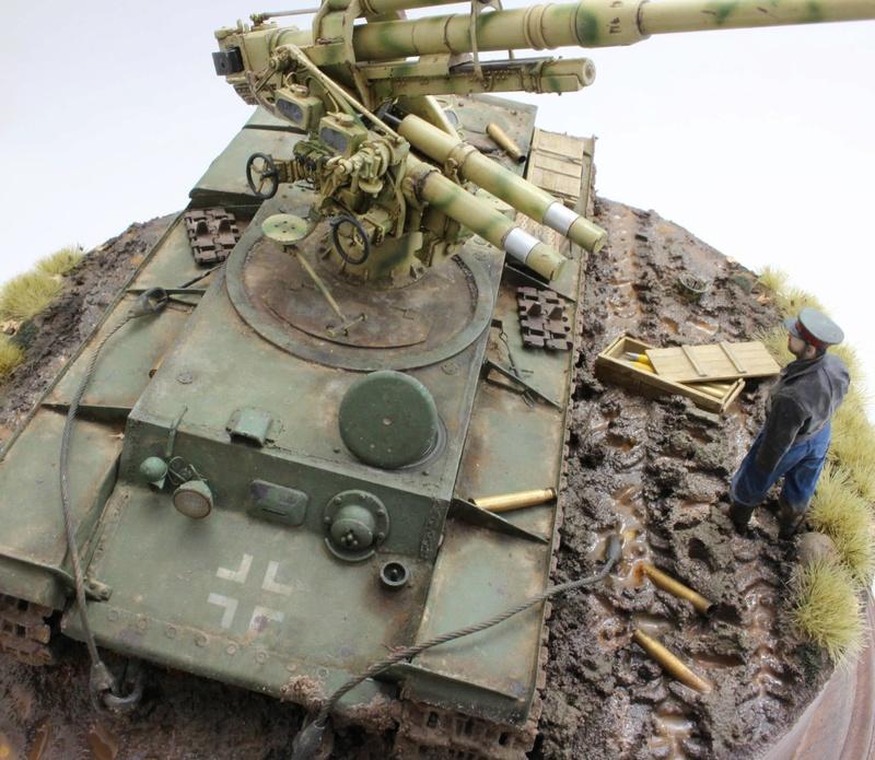 Flackpanzer 20mm T-34 14525110