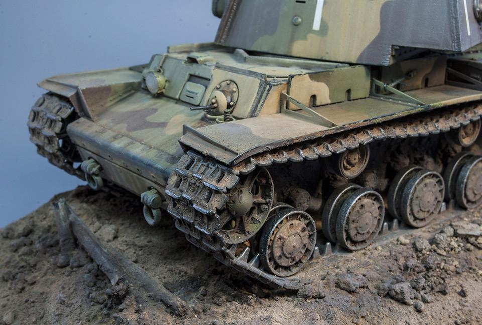 КВ-1 Ленинградский фронт 1942г - Страница 3 1510