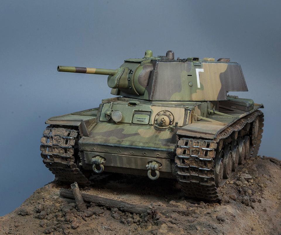 КВ-1 Ленинградский фронт 1942г - Страница 3 211
