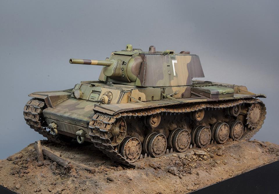 КВ-1 Ленинградский фронт 1942г - Страница 3 310