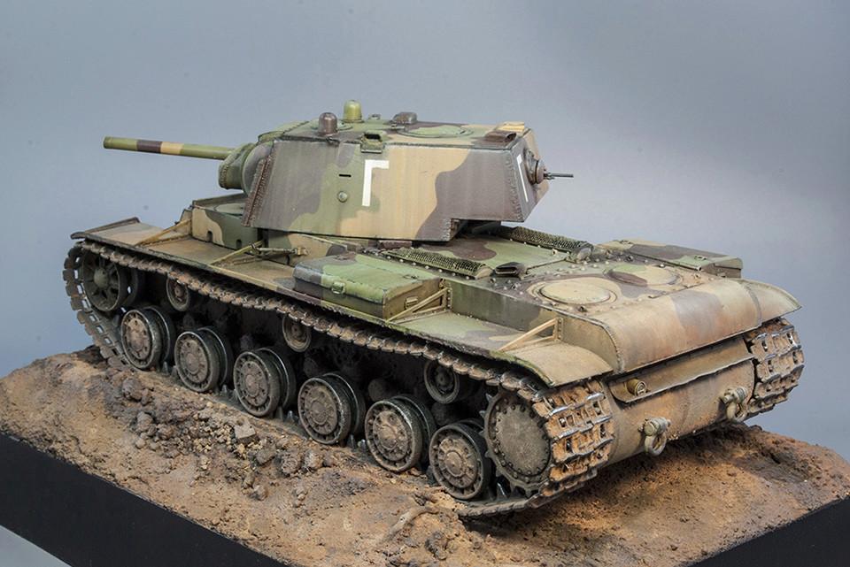 КВ-1 Ленинградский фронт 1942г - Страница 3 410