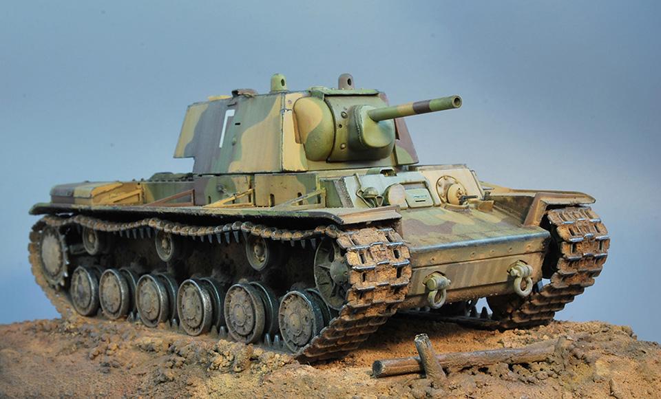 КВ-1 Ленинградский фронт 1942г - Страница 3 510