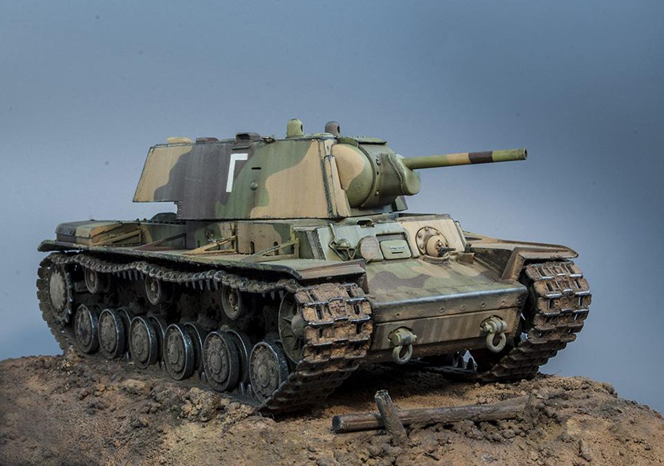 КВ-1 Ленинградский фронт 1942г - Страница 3 610