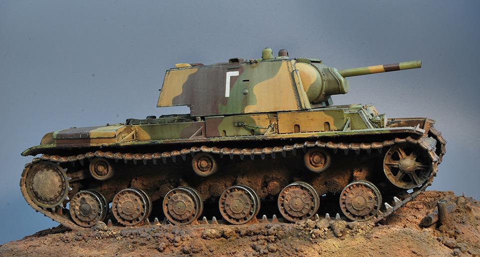 КВ-1 Ленинградский фронт 1942г - Страница 3 810