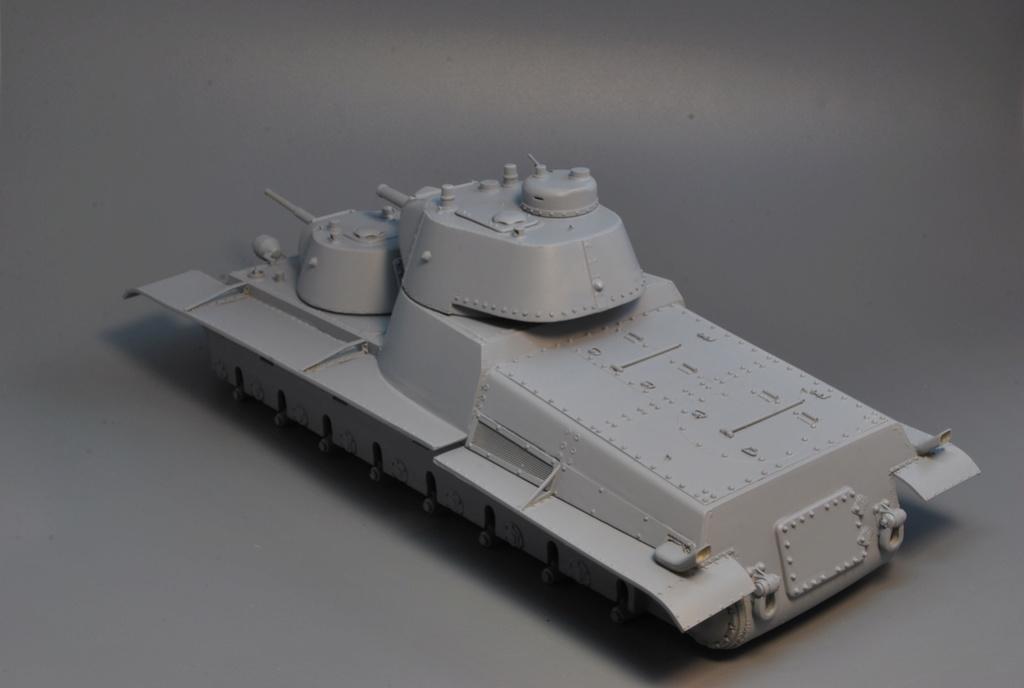 Т-100 Сталинский бронемонстр - Страница 3 Dsc_1424