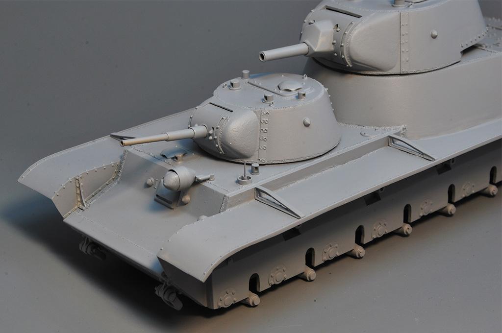 Т-100 Сталинский бронемонстр - Страница 3 Dsc_1425