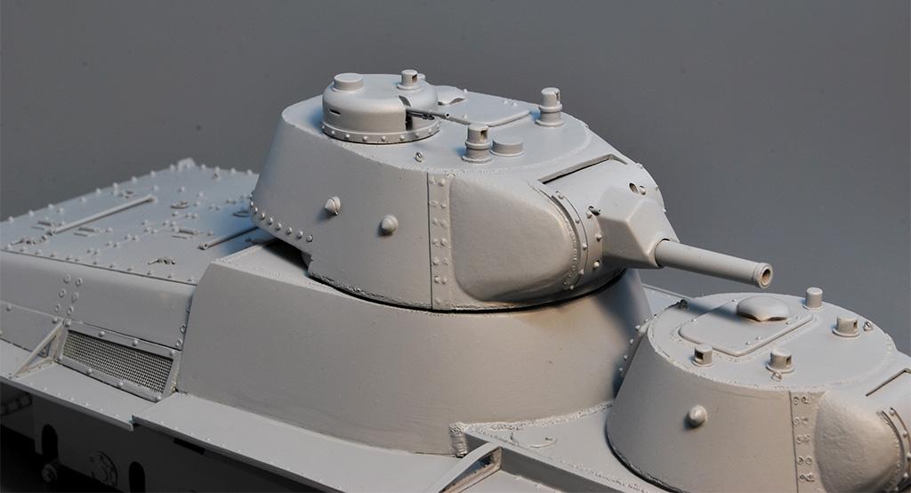 Т-100 Сталинский бронемонстр - Страница 3 Dsc_1426