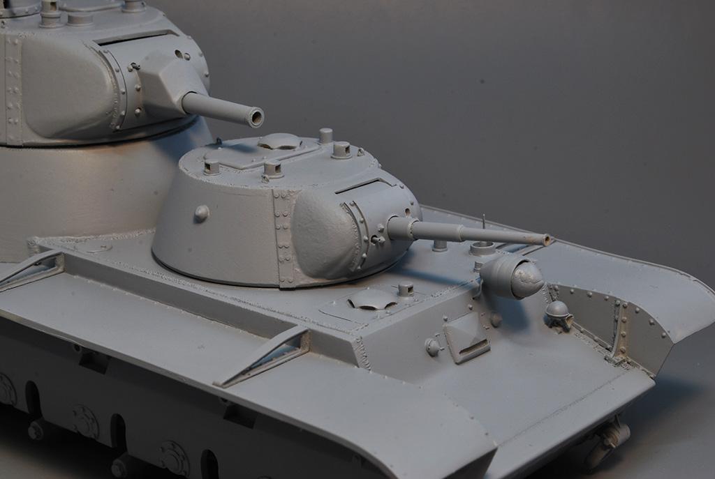 Т-100 Сталинский бронемонстр - Страница 3 Dsc_1427
