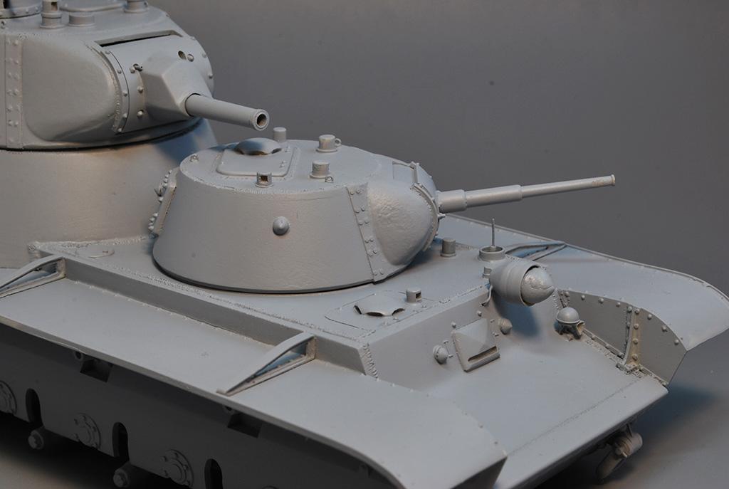 Т-100 Сталинский бронемонстр - Страница 3 Dsc_1428