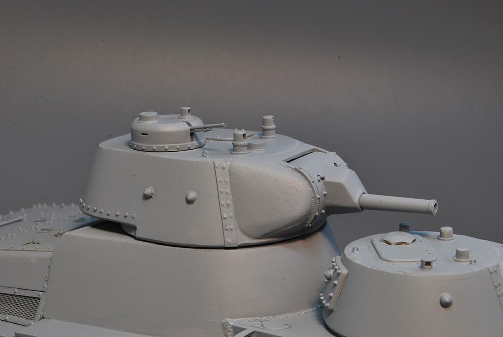 Т-100 Сталинский бронемонстр - Страница 3 Dsc_1429
