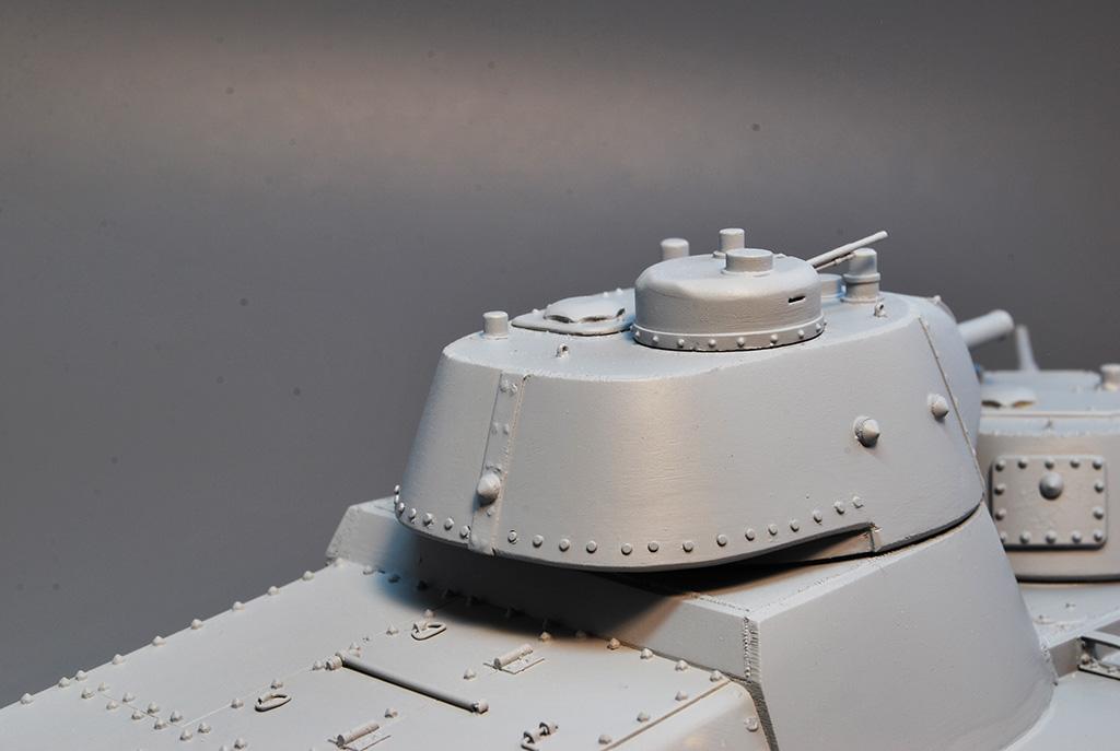 Т-100 Сталинский бронемонстр - Страница 3 Dsc_1430