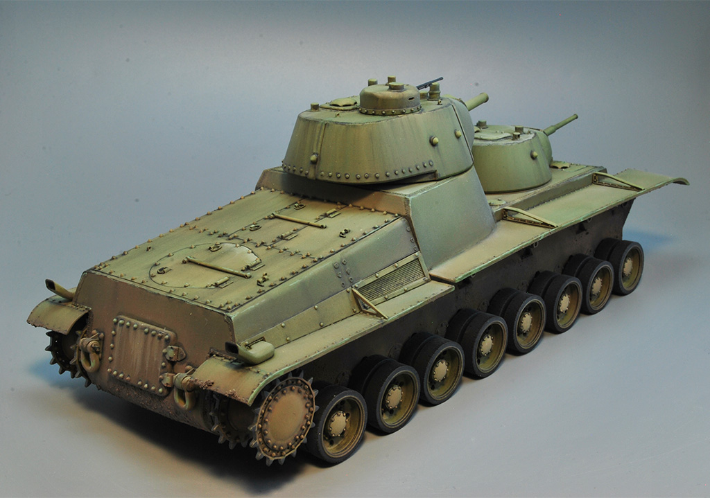 Т-100 Сталинский бронемонстр - Страница 3 Dsc_1438
