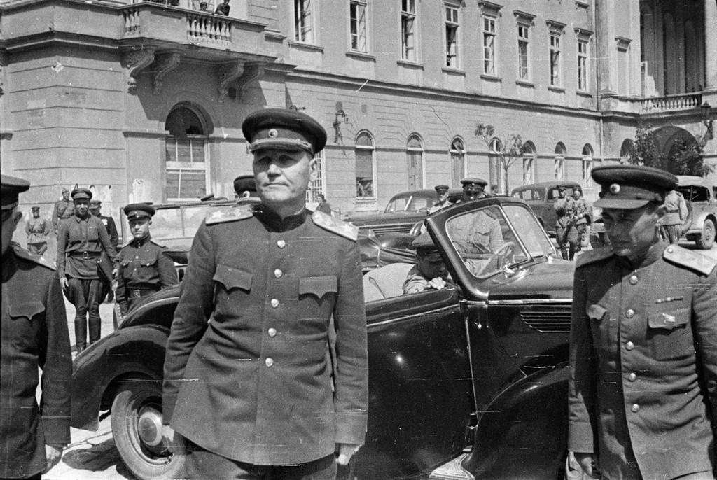 Додж WC-51 в советском варианте Lvov_110