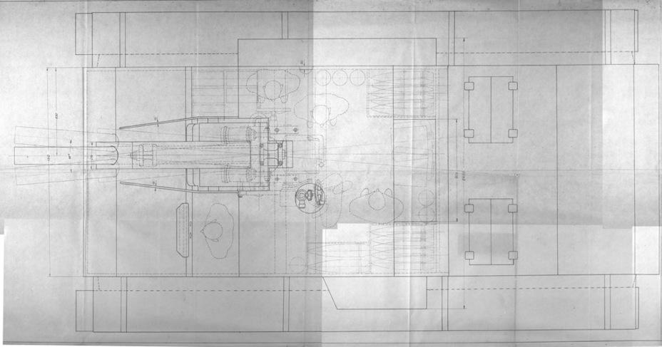 СГ-122 штурмовое орудие на трофейной базе Sg122s15