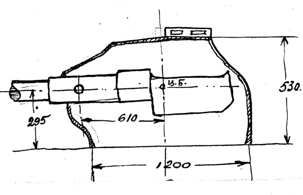 Т-70 с литой башней! T70dev11