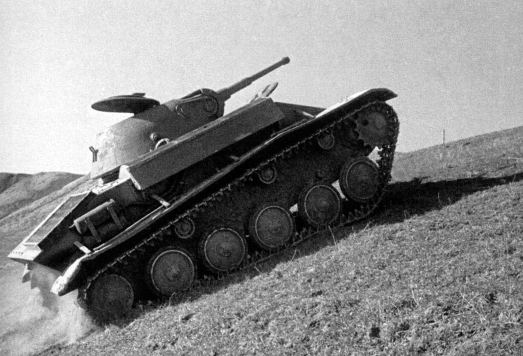 Т-70 с литой башней! T70dev17