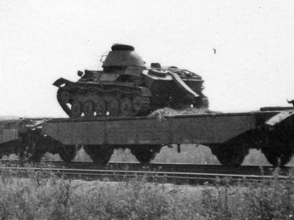 Т-70 с литой башней! T70dev25