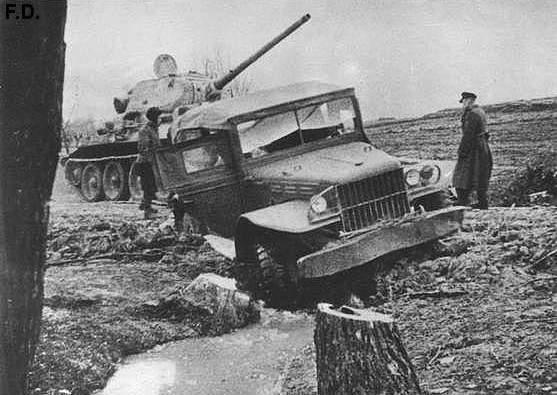 Додж WC-51 в советском варианте Zapas_10