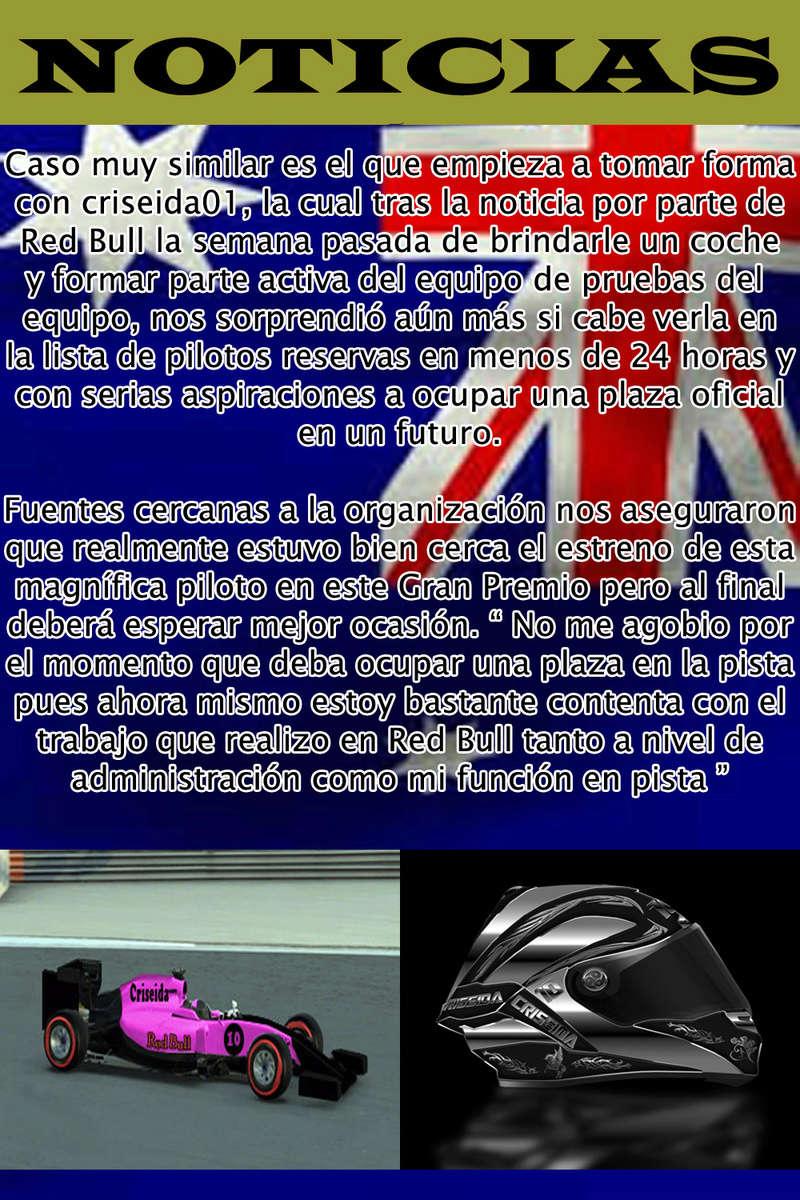 MAGAZINE F1 AVANTI. NÚMERO 2 (22/10/2016) 04_hoj10