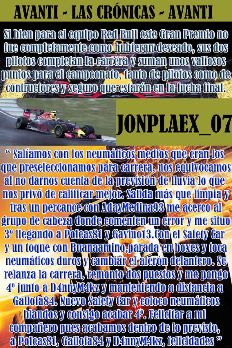 MAGAZINE F1 AVANTI. NÚMERO 1 (24/09/2016) 08_cry10