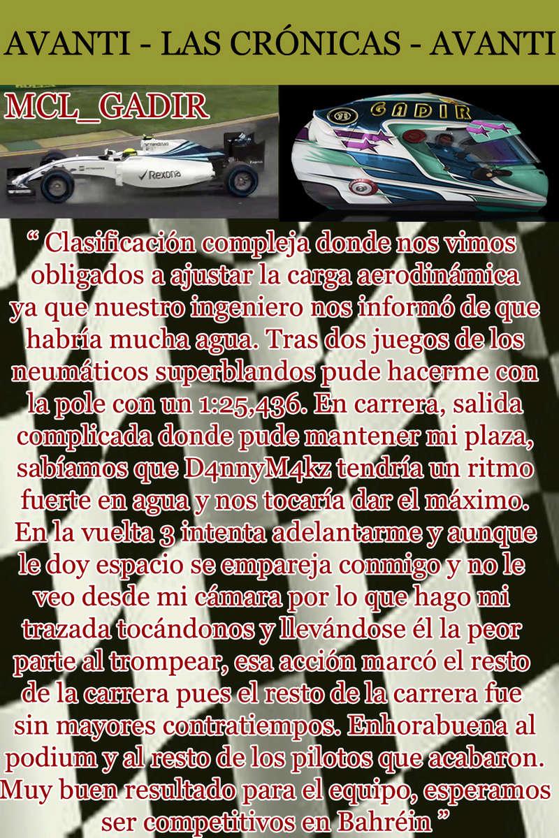 MAGAZINE F1 AVANTI. NÚMERO 2 (22/10/2016) 10_hoj10