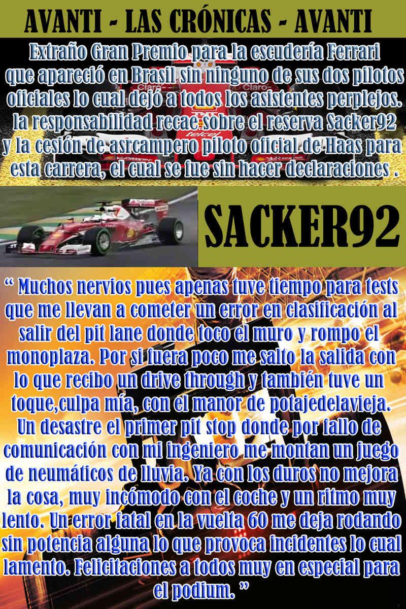 MAGAZINE F1 AVANTI. NÚMERO 1 (24/09/2016) 12_cry10