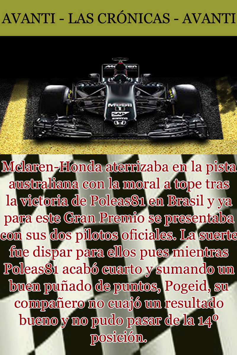 MAGAZINE F1 AVANTI. NÚMERO 2 (22/10/2016) 15_hoj10