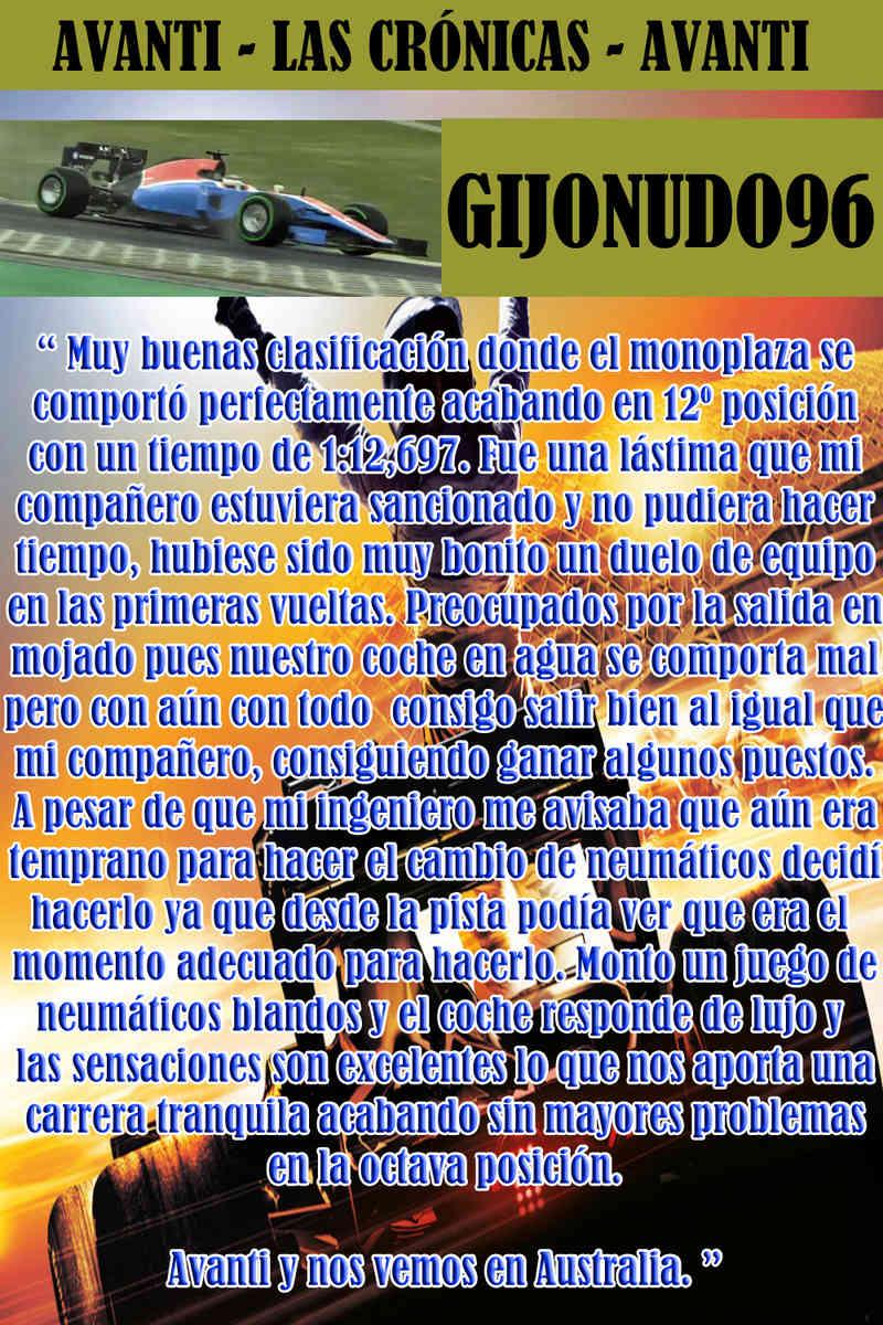 MAGAZINE F1 AVANTI. NÚMERO 1 (24/09/2016) 20_cry10