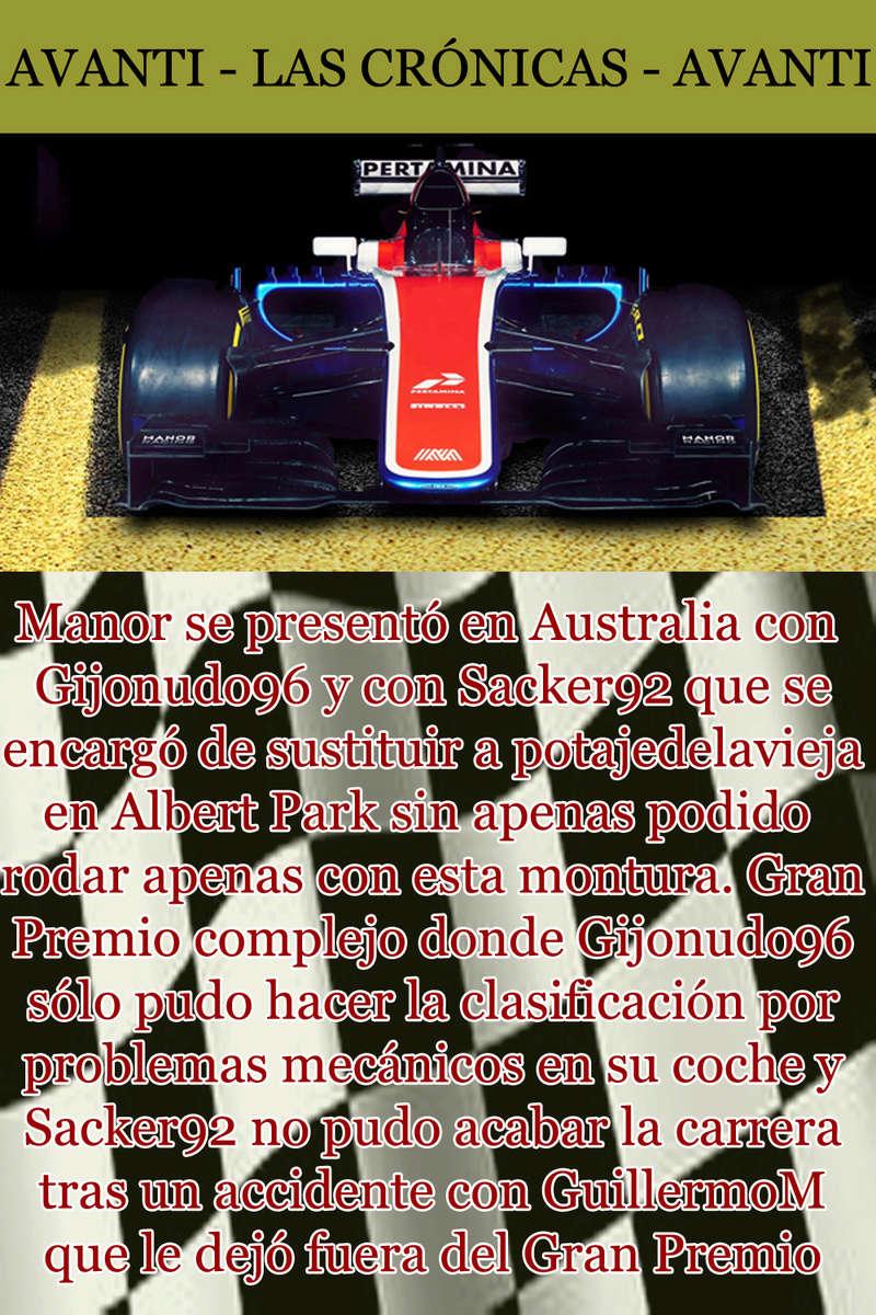 MAGAZINE F1 AVANTI. NÚMERO 2 (22/10/2016) 21_hoj10