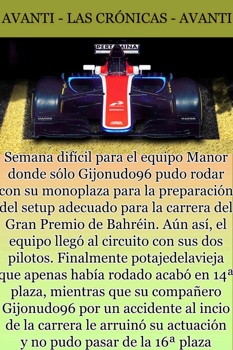 MAGAZINE F1 AVANTI. NÚMERO 3 (01/11/2016) 33_hoj11