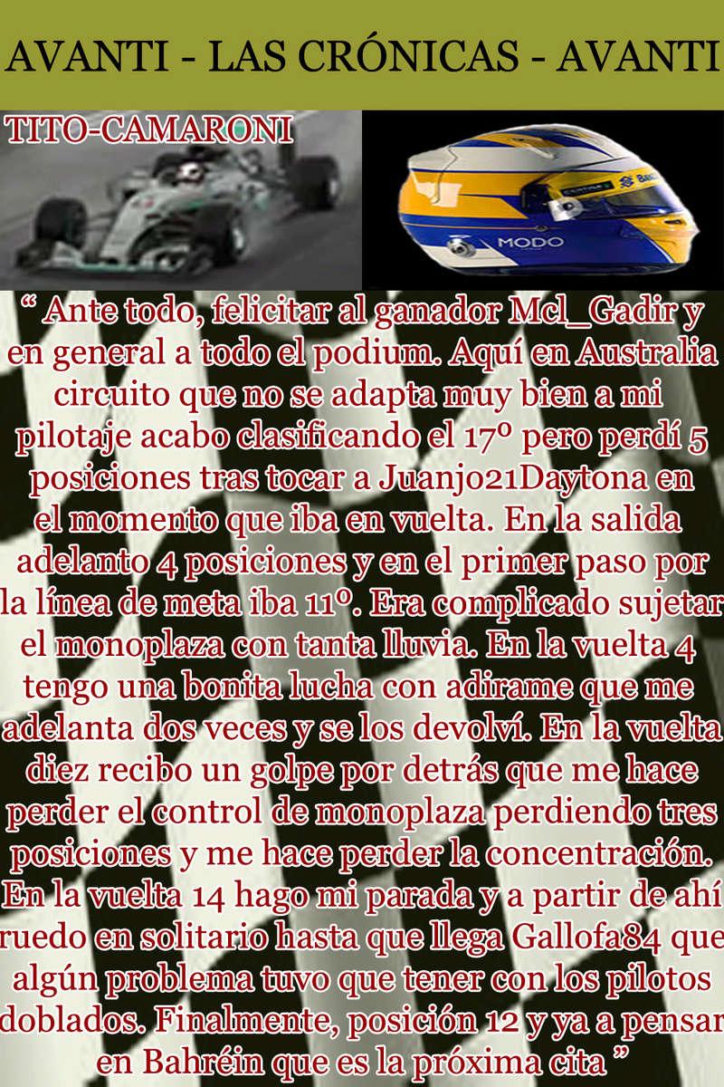 MAGAZINE F1 AVANTI. NÚMERO 2 (22/10/2016) 34_hoj10