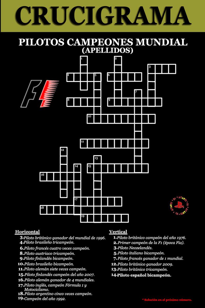 MAGAZINE F1 AVANTI. NÚMERO 2 (22/10/2016) 68_cru10
