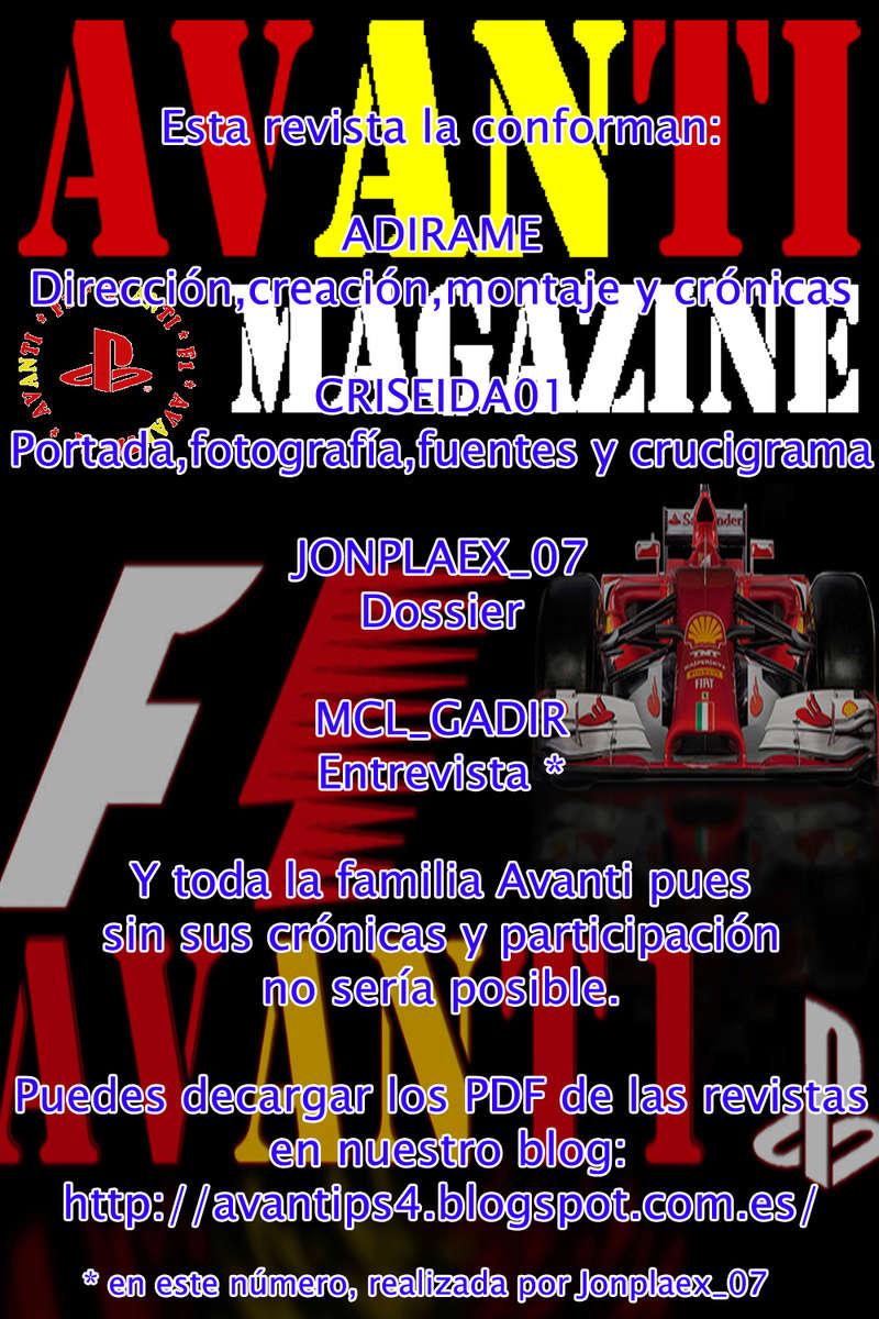 MAGAZINE F1 AVANTI. NÚMERO 2 (22/10/2016) 69_hoj10