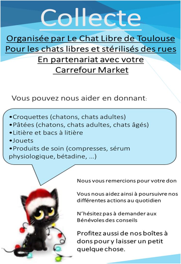 [Collecte] Samedi 10 octobre 2020 : Carrefour Market de Colomiers Collec13