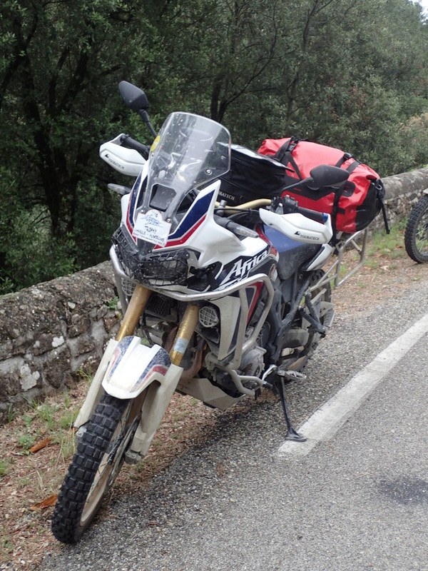 L'africa twin Trophy  - Page 2 P9171311