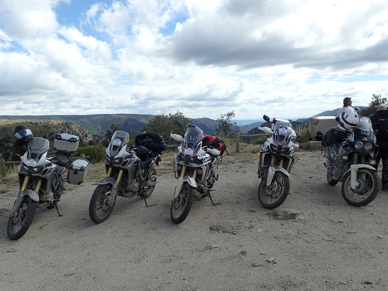 L'africa twin Trophy  - Page 2 P9171412