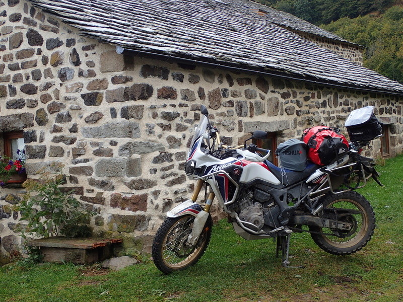 L'africa twin Trophy  - Page 2 P9171415