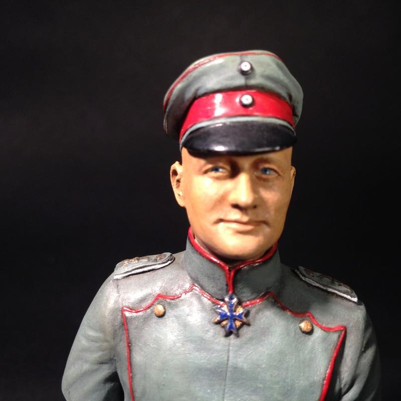 Manfred von Richthofen (baron rouge) 150 mm  Image191