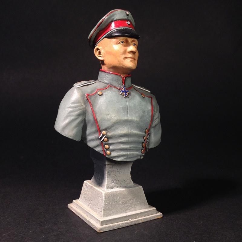 Manfred von Richthofen (baron rouge) 150 mm  Image192