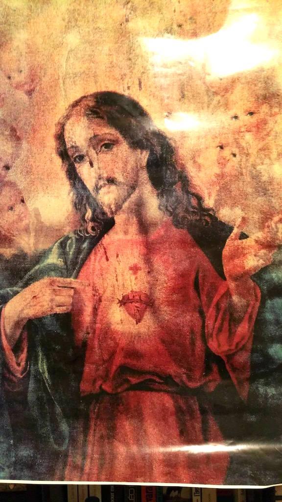 MARSEILLE PREMIERE VILLE AU MONDE CONSACREE AU SACRE COEUR DE JESUS Jesus_10