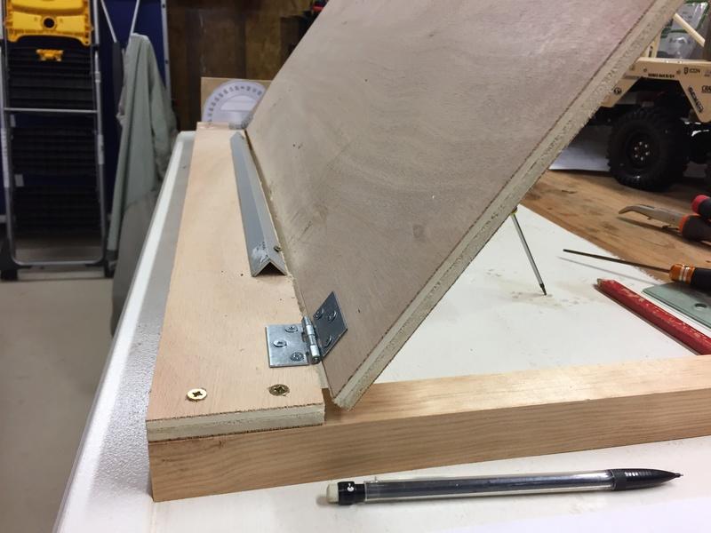 Mesurer le point de glissade et de renversement de plusieurs crawlers sur une surface identique. Img_2122