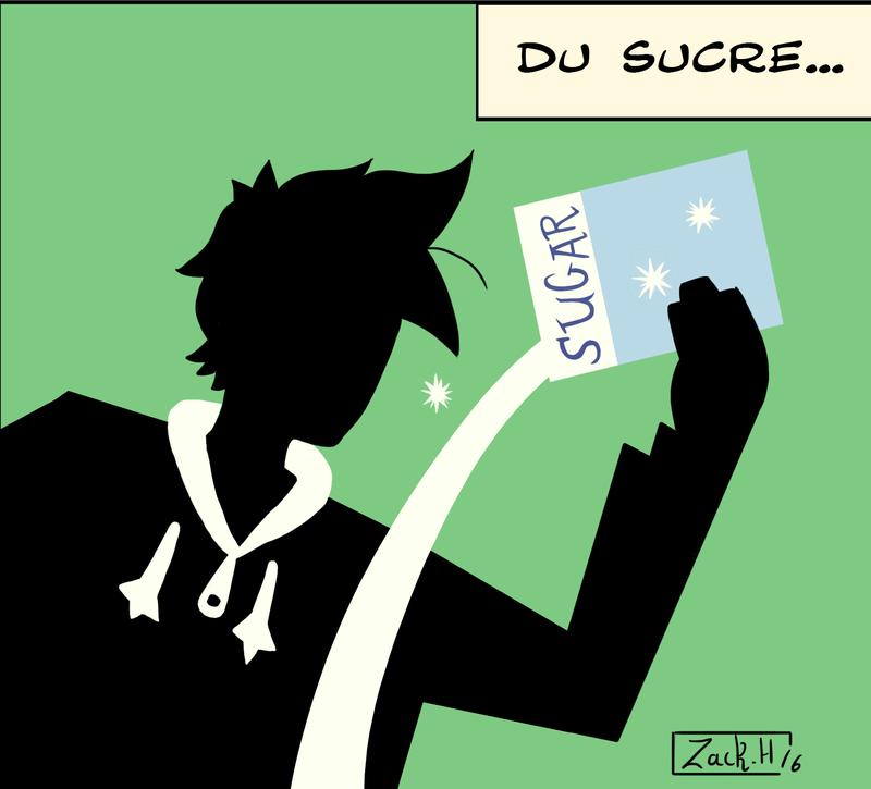 [WEBCOMIC] Zack Hitori - Page 3 Annonc10