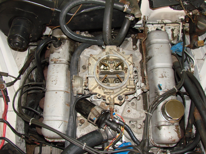 4 Bbl. manifold and carb upgrade New4gc10