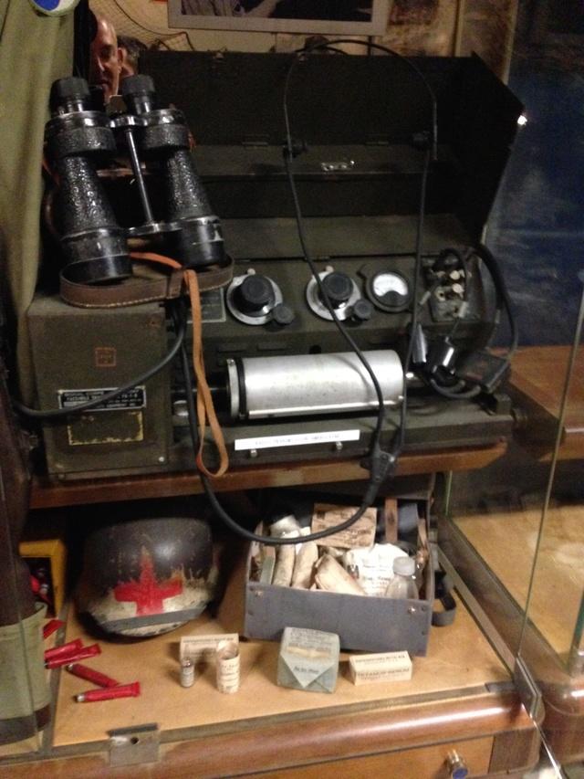 01>02 octobre 2016 - VIERVILLE SUR MER - entretien au Musée D-Day OMAHA Img_9411